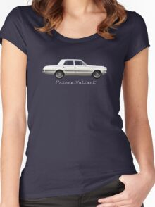 Prince Valiant Women's Fitted Scoop T-Shirt