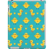Chicks and Ducklings iPad Case/Skin