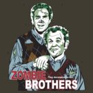 Zombie Brothers by block33