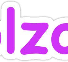 Lolzor Sticker