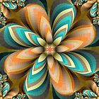 Flower Fabric by joanw