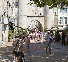 La Rochelle, France by Elaine Teague