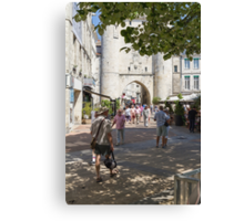 La Rochelle, France Canvas Print