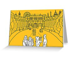 Sketches of London 'Admiralty Arch' Greeting Card
