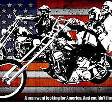 Easy Rider by car2oonz