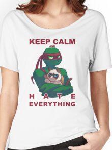 Grumpy Raph Women's Relaxed Fit T-Shirt