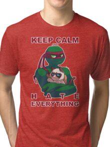 Grumpy Raph Tri-blend T-Shirt