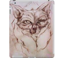 Pluto the Black Cat iPad Case/Skin