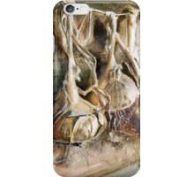 Onions in Grandpa's shed iPhone Case/Skin