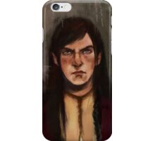 Caranthir iPhone Case/Skin