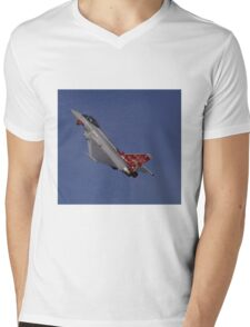 Reach for the Skies Mens V-Neck T-Shirt