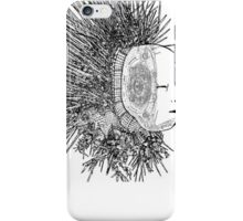 The Matrix head iPhone Case/Skin