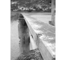 Glenlg River Jetty Photographic Print