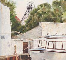 Bridgewater canal by FlorRi