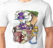 Mad Hatter's Tea Party Unisex T-Shirt