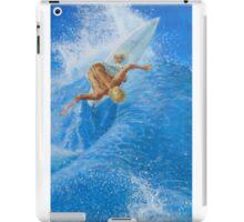 The perfect turn iPad Case/Skin