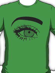 EYEBROWS-ON-FLEEK DESIGN T-Shirt
