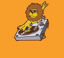 lion dj dub style cartoon Unisex T-Shirt