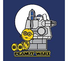 Peanuts Star Wars Photographic Print