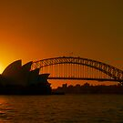 Sydney By Sunset by Martyn Baker | Martyn Baker Photography