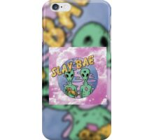 Slay Tumblr Bae  iPhone Case/Skin