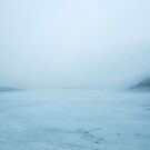Ice on Reservoir by Mary Ann Reilly