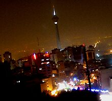 tehran night by wholfox
