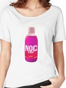 NOC SYRUP Women's Relaxed Fit T-Shirt