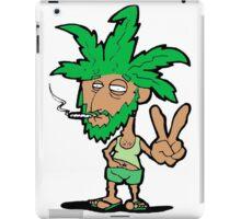 420 weed stoner iPad Case/Skin
