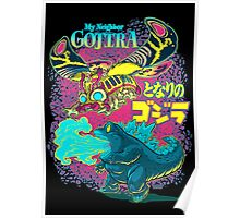 MY NEIGHBOR GOJIRA Poster