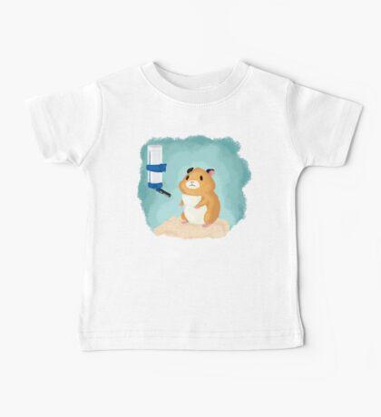 Hamster life Baby Tee