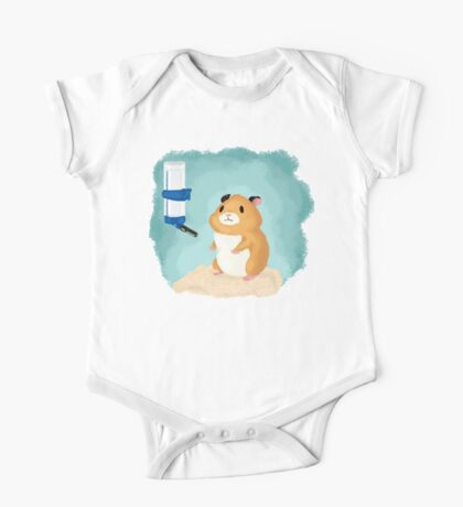 Hamster life One Piece - Short Sleeve