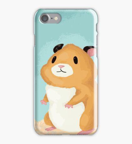 Hamster life iPhone Case/Skin
