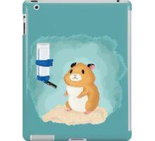 Hamster life iPad Case/Skin