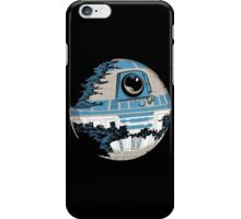 R2-D2 Death Star iPhone Case/Skin