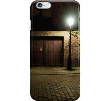 Eerie Bruges iPhone Case/Skin