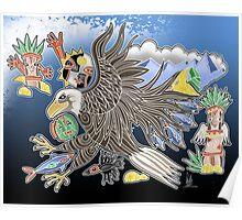 eagles flight Poster