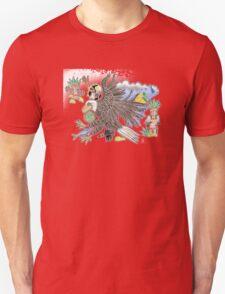 eagles flight Unisex T-Shirt