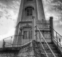 Old Sakai Lighthouse by WorldScapes