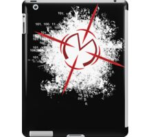Matrix Targeting  iPad Case/Skin
