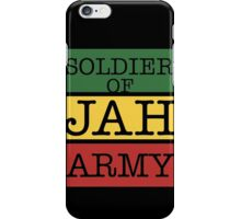 Soldier of JAH Army 2 iPhone Case/Skin