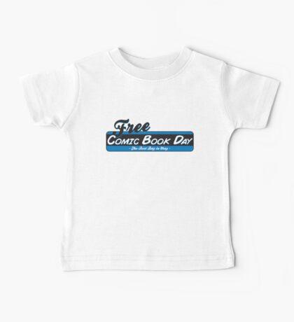 Free Comic Book Day Baby Tee