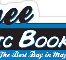 Free Comic Book Day Sticker