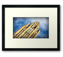 Manchester Unity Building - Melbourne Framed Print