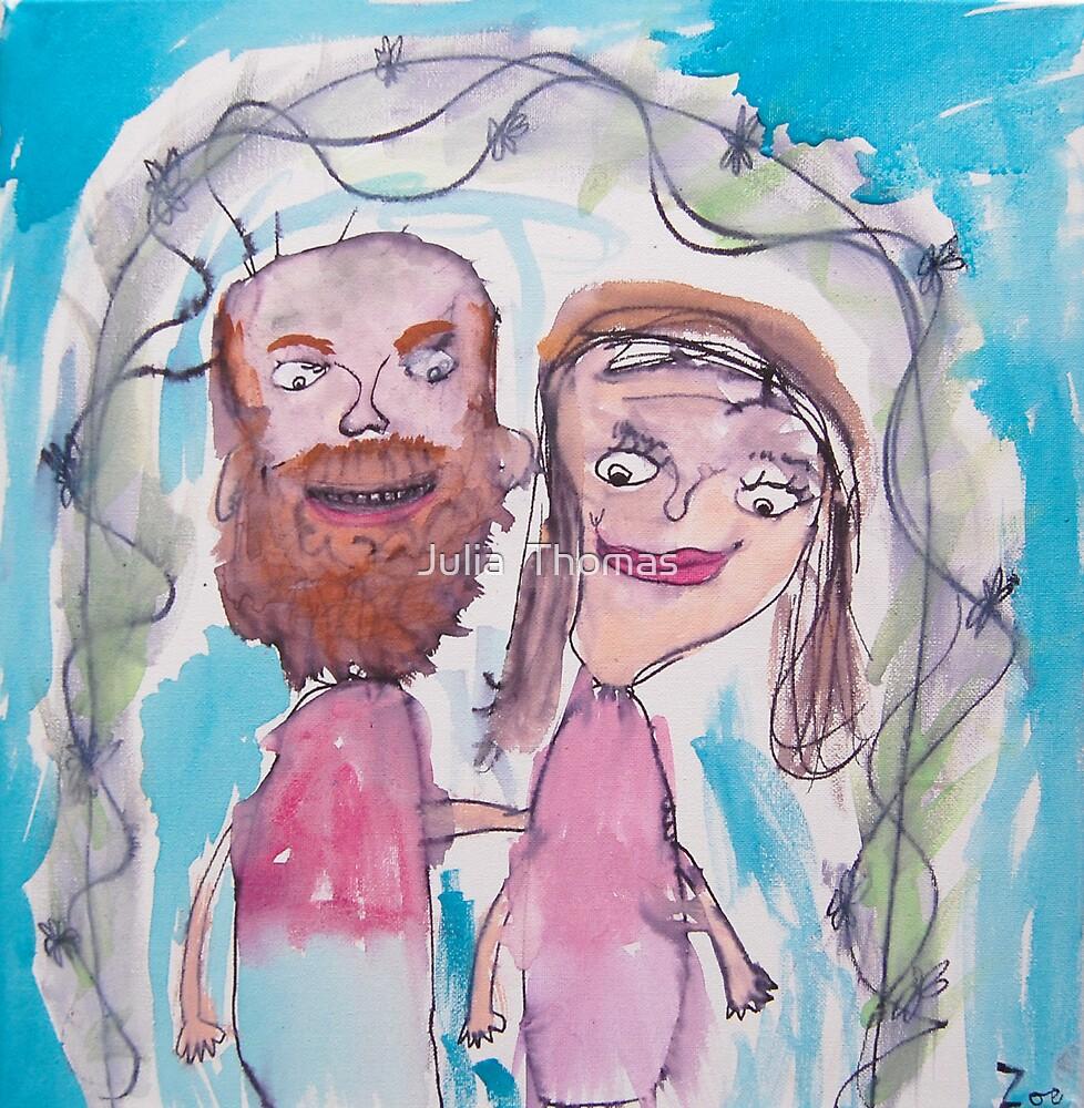 Opa and Me by Zoe Thomas age 7 by Julia  Thomas