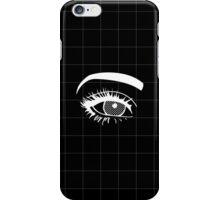 EYEBROWS-ON-FLEEK DESIGN iPhone Case/Skin