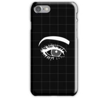 EYEBROWS-ON-FLEEK DESIGN iPhone Case/Skin