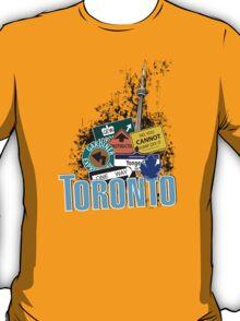 Big City Signs T-Shirt