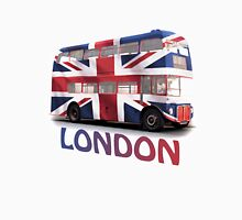 London Bus and Union Jack T-Shirt