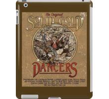 The Original Solid Gold Dancers 1 iPad Case/Skin